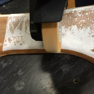 adhesive removal